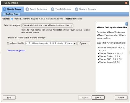 BitNami Virtual Appliance in VMware ESX/ ESXi | Imran's Tech Tips
